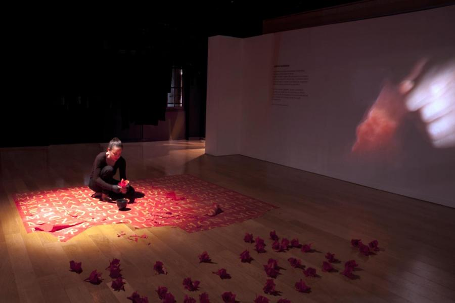 Biennale passage(s): Le Rouge, Toulouse