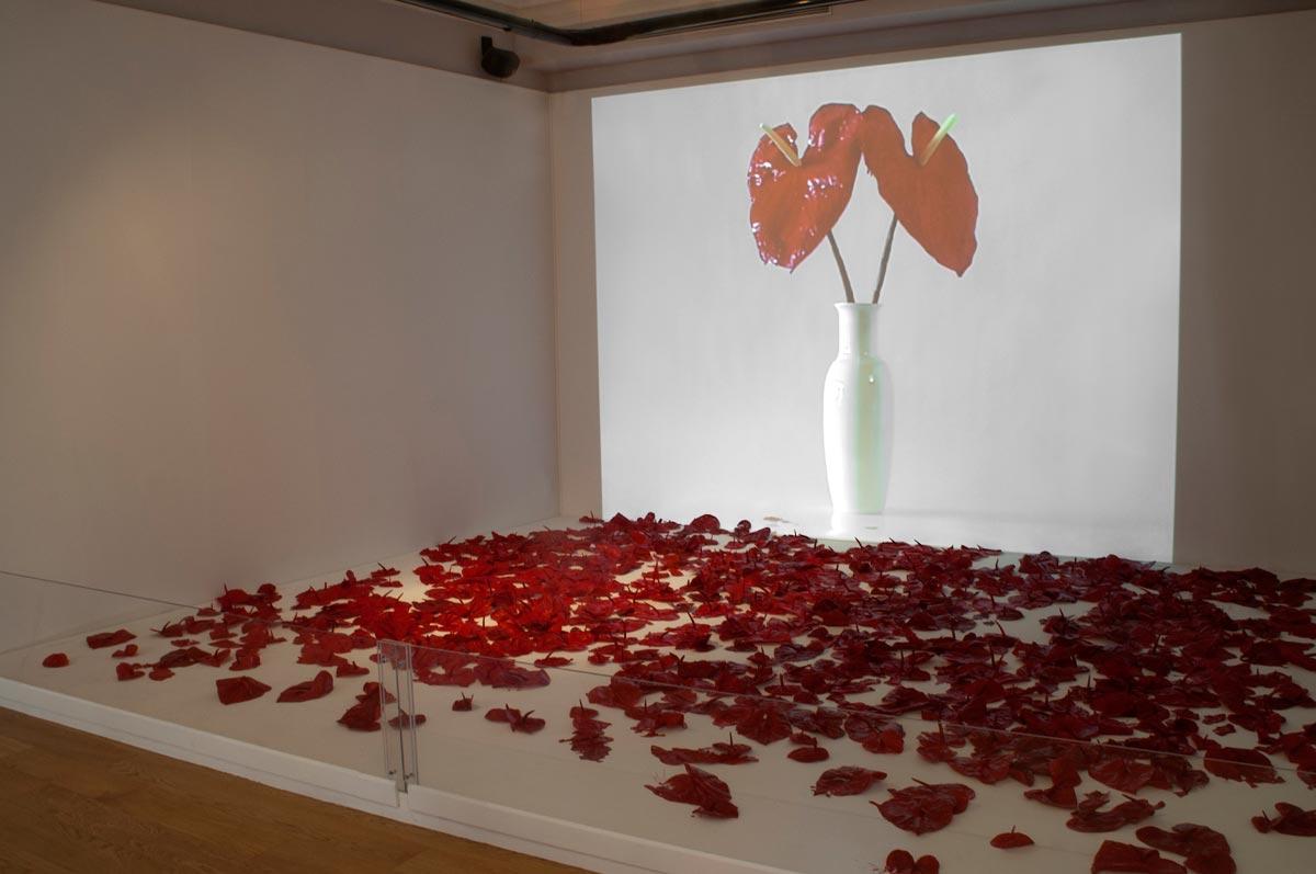 biennale passage toulouse 2014: le rouge